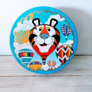 Tony Tiger Hot Air Balloon Championship Tin